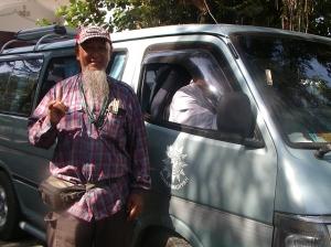 Ustadz Abdul Wahab dari Kulim Kedah Malaysia. Azamnya, Sungai Mekong nak tempat mandi junub dan berwuduk. InsyaAllah.