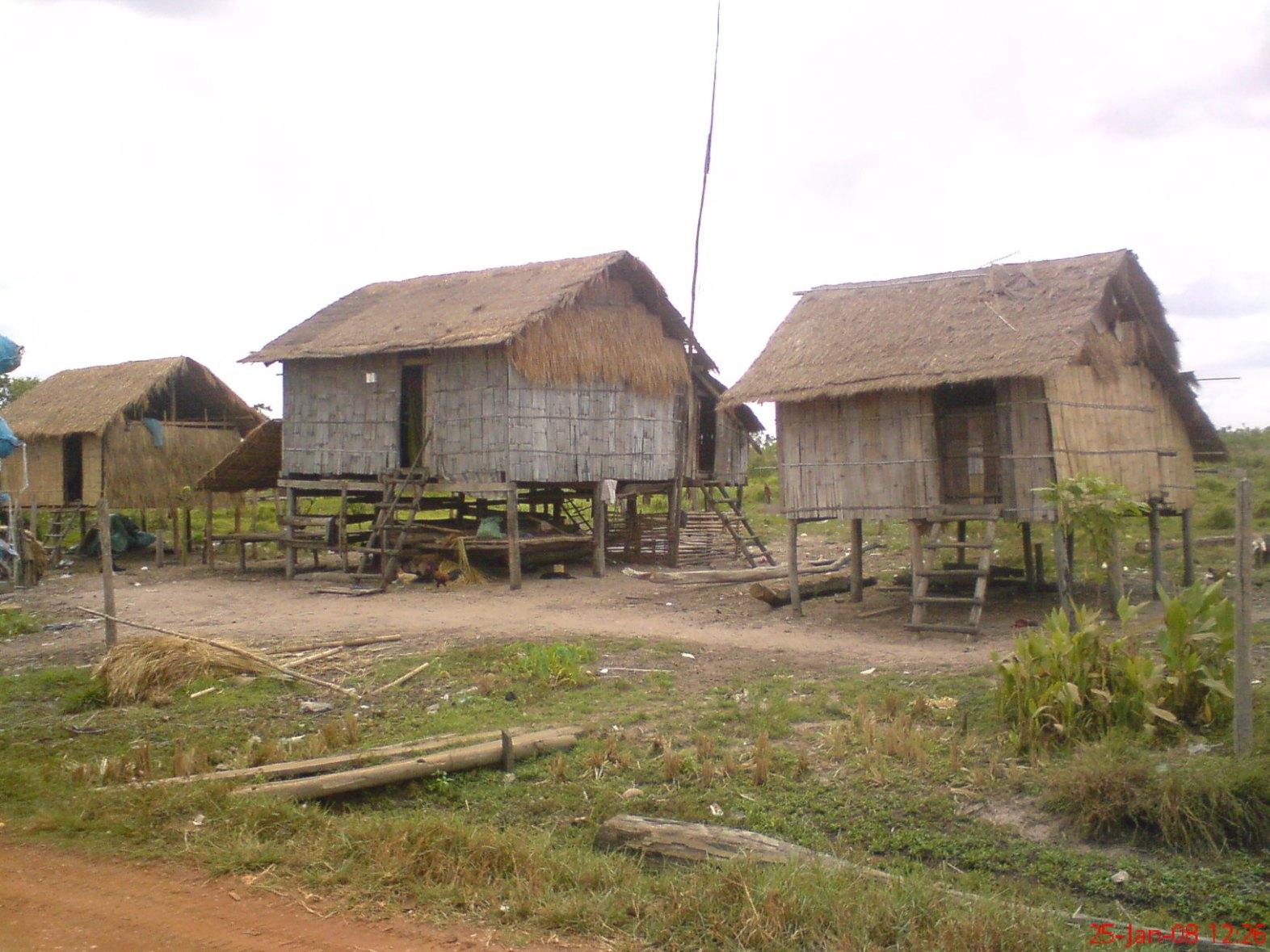 Perkampungan melayu Champa diKamboja