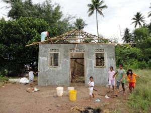 Anak-Anak Pulau sekitar Batam , orang Batam menyebut nya hinterland...nyaris tak terjangkau buka bersama sebagaimana rekan-rakan nya di Batam.