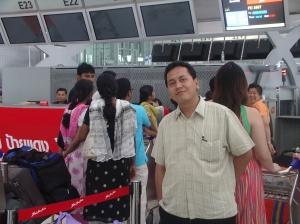 Bandara Swarnabum Bangkok