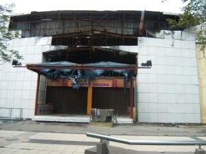 Barata Mall ludes terbakar, miliaran rupiah hangus sia-sia