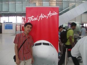 Thai Air Asia, Sayang Penerbangan Batam - Kuala Lumpur di undur