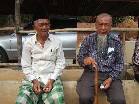 Daeng Said Singgih dan Ustaz Abdul Wahab