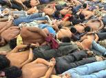 Peristiwa Takbai, ratusan umat muslim yang sedang berpuasa di bantai oleh tentara Thai