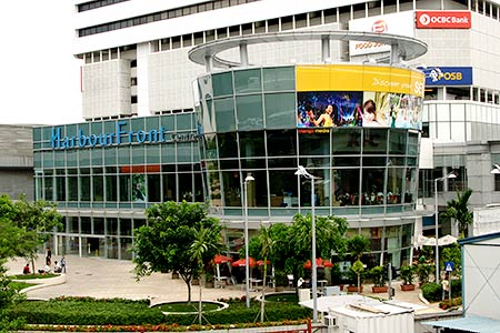 harbour front singapura