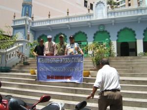 yang ini masjid Dong Du , masjid terbesar di Ho Chi Minh City....