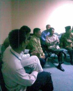 sebagian pengurus asosiasi panti asuhan (aspan) kota Batam
