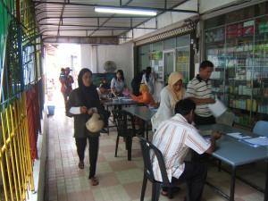 Penerimaan Siwa Baru di Sekolah Islam Hang Tuah Batam...