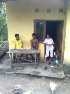 Rumah Takong , bantuan dari Pemko Batam