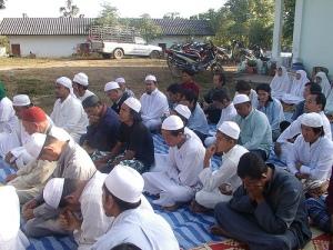 komunitas muslim di Thailand Utara,