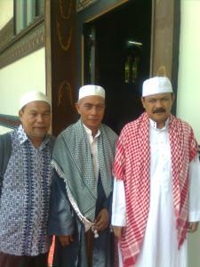 Imam dan Khatib Masjid Raya Medan Jumat 3 Juni 2011