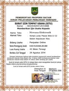 Pemerintah Provinsi Batam