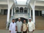 Masjid Jamik di Ta Chi Lek Myanmar