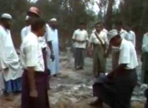 Muslim Rohingya Myanmar Burma