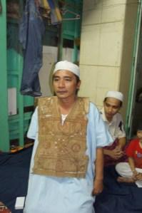 Baju rompi peninggalan leluhur keluarga Champa