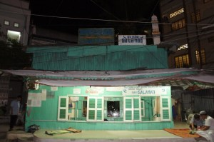 Masjid Salamat di Nguyen Trai , Phuong (distric) My Long, Thanh pho (Town) Long Xuyen, Thinh (provinsi) An Giang Vietnam