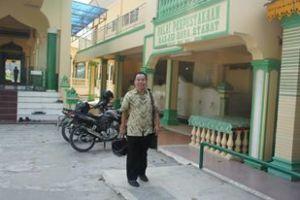 Masjid Raya Stabat Kabupaten Langkat